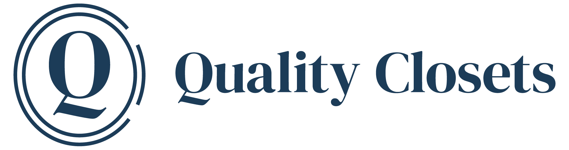 Quality Closets logo